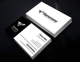 #217 for Business Card Design by asadahmed54