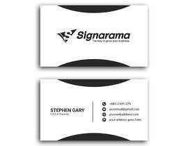 #214 for Business Card Design af Rahman782