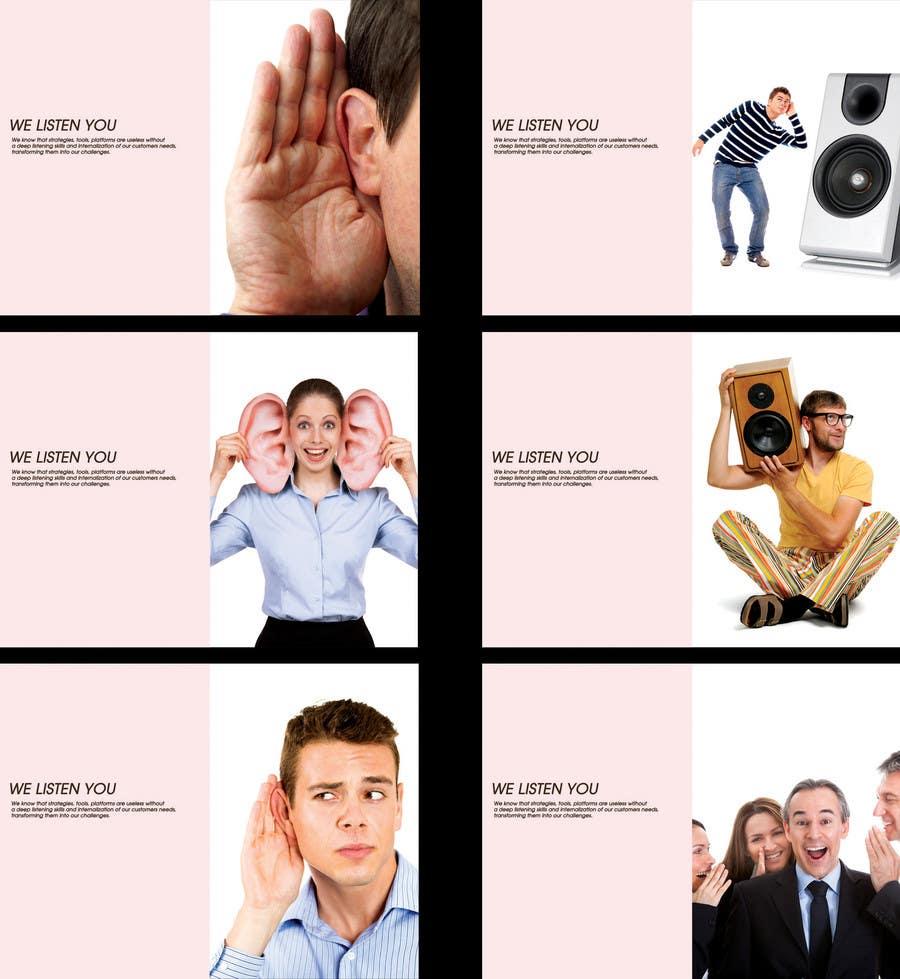 Inscrição nº                                         9                                      do Concurso para                                         Create 6 images for website homepage