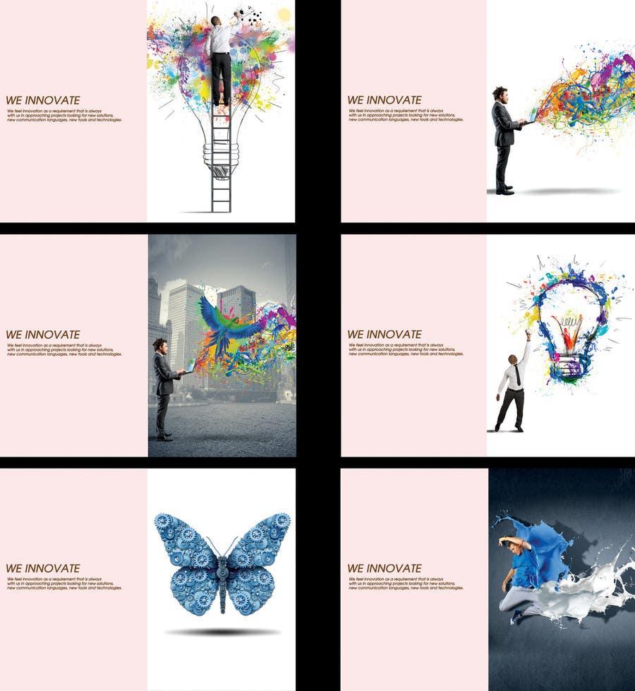 Inscrição nº                                         13                                      do Concurso para                                         Create 6 images for website homepage