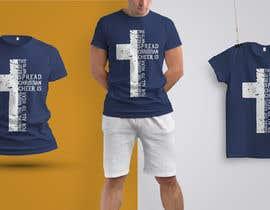 Nro 14 kilpailuun Gospel Cheer Tee Shirt design käyttäjältä shandhyanath626