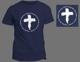 Nro 20 kilpailuun Gospel Cheer Tee Shirt design käyttäjältä adelheid574803