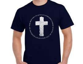 Nro 31 kilpailuun Gospel Cheer Tee Shirt design käyttäjältä S11Shupti