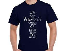 Nro 33 kilpailuun Gospel Cheer Tee Shirt design käyttäjältä S11Shupti