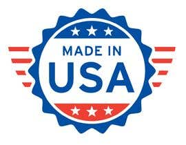 "#12 для Design Transparent Sticker for ""Made in USA"" product от itrabbi247"