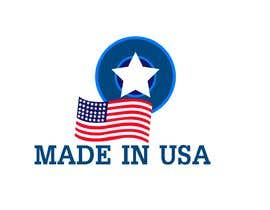 "#36 для Design Transparent Sticker for ""Made in USA"" product от Alifshadman"
