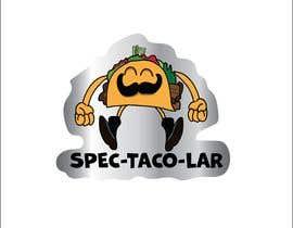 #31 cho Design a unique transparent taco sticker for a label bởi sujon100sokhi
