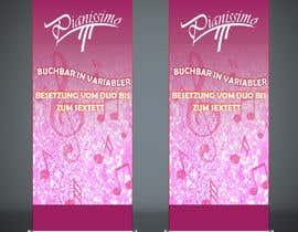 #18 for please design a roll up banner for my band af khairilaznan