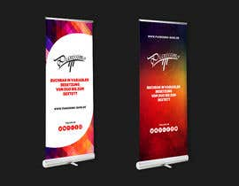#21 for please design a roll up banner for my band af mtjobi