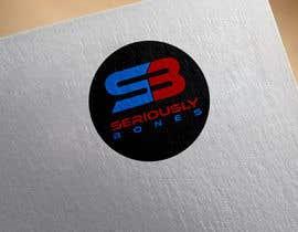 #39 for Seriously Bones Logo af hubbak
