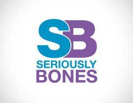 #57 for Seriously Bones Logo af AZArty