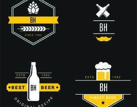 #7 for diseño de marca de cerveza by waqarshahid197