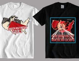#78 untuk T shirt graphic designer oleh color78