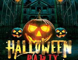 #37 for Design me a flyer: Halloween Party by LaGogga
