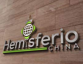#6 para Design logo, banner and bussiness card for Hemisferio China de kaptasDesign