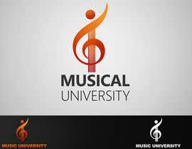 #22 for Logo Design for Musical University by naseefvk00