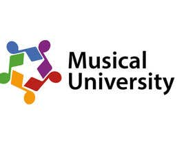 nº 38 pour Logo Design for Musical University par vukvesovic
