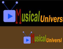 nº 21 pour Logo Design for Musical University par mdhumayounkabir