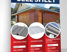 "#12 for Sell Sheet - PBR Metal Panel, Ag Metal Panel & 6"" K-Style Seamless Gutters af piashm3085"