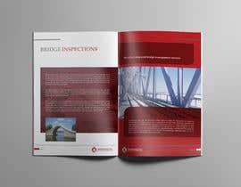 #21 untuk Design company brochure oleh tramezzani