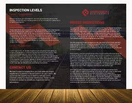 #42 untuk Design company brochure oleh amasuma412