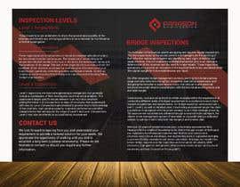 #43 untuk Design company brochure oleh amasuma412
