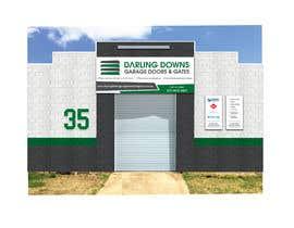 #75 untuk Building Signage / Shop Front Design oleh DesignTed