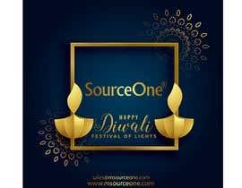 #28 for Design Diwali Greetings af darshna19