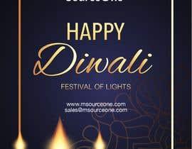 #32 for Design Diwali Greetings af megansyl