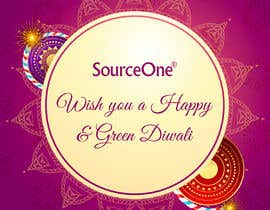 #23 for Design Diwali Greetings af VarunGraphic