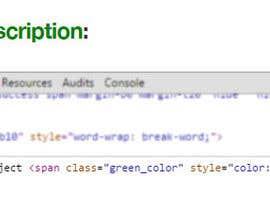 #14 untuk Squarespace CSS simple code fix oleh rohans