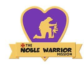 #52 untuk Design a Logo for The Noble Warrior Mission oleh brijwanth