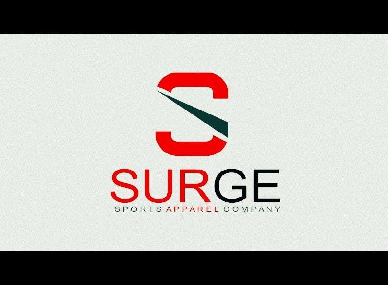Konkurrenceindlæg #                                        128                                      for                                         Logo Design for sports apparel company