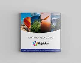 Nro 19 kilpailuun Diseño de un nuevo catálogo käyttäjältä mpaulagerard