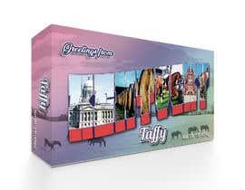 #8 for Taffy Box Design- Kentucky by beltranbrito