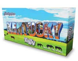 #14 for Taffy Box Design- Kentucky by beltranbrito