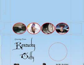 #41 for Taffy Box Design- Kentucky by BurhaniGrafix