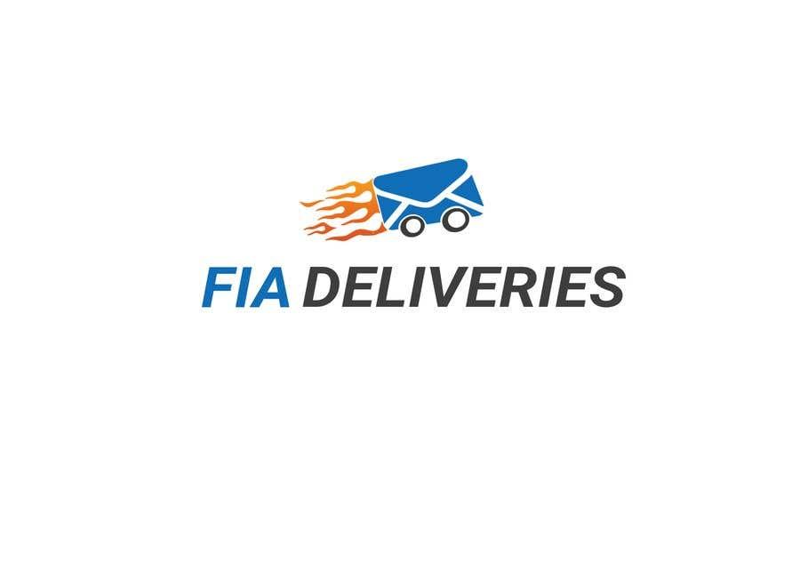 Kilpailutyö #166 kilpailussa Design a logo for a Courier Service