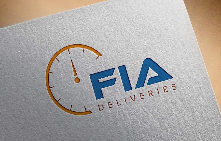 Kilpailutyö #176 kilpailussa Design a logo for a Courier Service