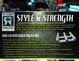 #19 for Design an Advertisement for RyderRacks af lidashakweer
