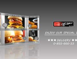 #4 cho Design an Advertisement for a Burger Restaurant bởi IvilinaGavazova