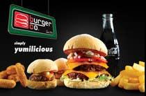 Bài tham dự #16 về Graphic Design cho cuộc thi Design an Advertisement for a Burger Restaurant