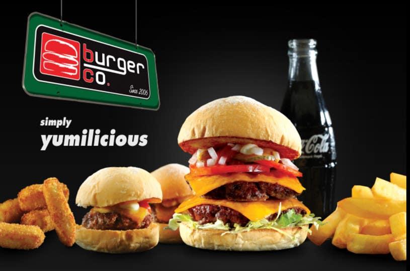 Bài tham dự cuộc thi #                                        16                                      cho                                         Design an Advertisement for a Burger Restaurant