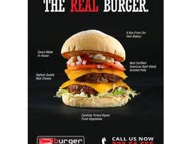 #3 cho Design an Advertisement for a Burger Restaurant bởi b74design