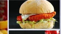 Bài tham dự #9 về Graphic Design cho cuộc thi Design an Advertisement for a Burger Restaurant