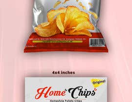 #67 for Potato Chip Bag Label Needed! by satishandsurabhi