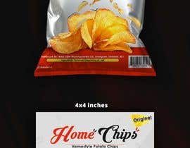 #71 for Potato Chip Bag Label Needed! by satishandsurabhi