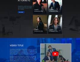 #28 for Design a responsive website for Disability Law Center af SK813