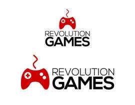 nº 12 pour Logo Design for Revolution Games par lopezflorian