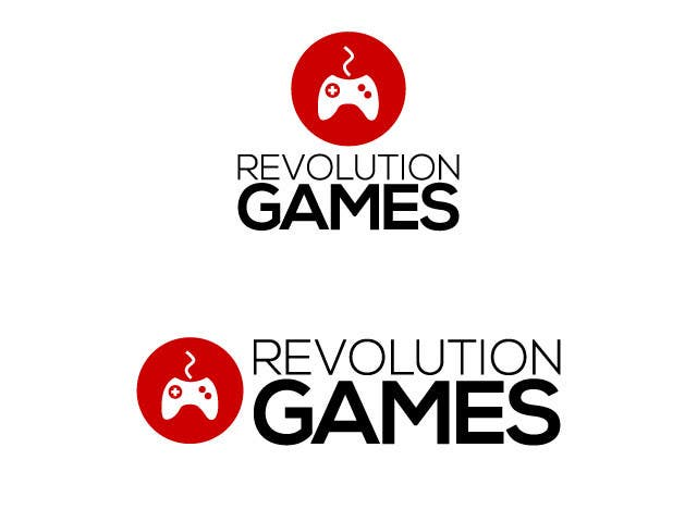 Kilpailutyö #13 kilpailussa Logo Design for Revolution Games